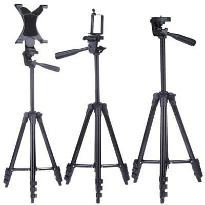 Professional Camera Tripod Holder Stand For iPad 2 3 4 Mini Air iPhone 6 7 8 X