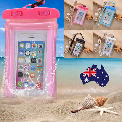 Floating Waterproof Case Pouch Dry Bag for iPhone XS MAX XR 8 7 Samsung S6/7/8/9