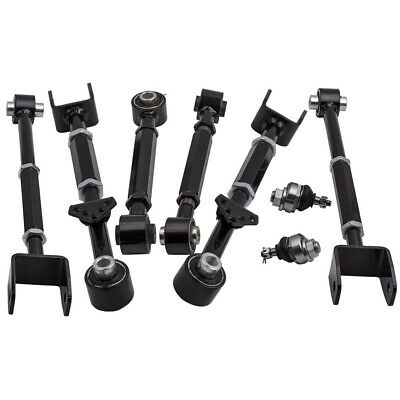 Adjustable Control Camber Arms Toe Kit for Honda Accord 09-13 for Acura TL TSX
