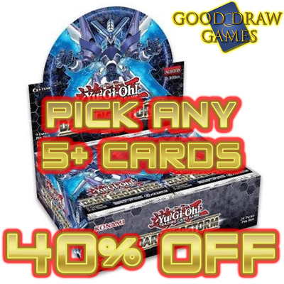Dark Neostorm - DANE - Pick and Choose Any 5+ Cards (40% OFF!) - YuGiOh