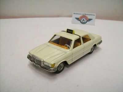 "Mercedes-Benz S-Klasse (W116)  ""TAXI"" 1970, cream, CKO Kellermann (Germany) 1:35"