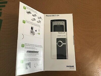 *BRAND NEW/ NEW IN BOX* Phonak DECT CP1 Cordless Phone