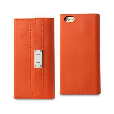 New REIKO IPHONE 6S PLUS GENUINE LEATHER RFID WALLET CASE AND METAL BUCKLE BELT