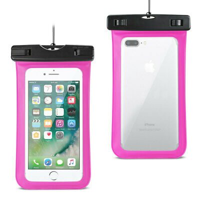 New REIKO WATERPROOF CASE FOR IPHONE 6 PLUS/ 6S PLUS/ 7 PLUS OR 5.5 INCH DEVICES