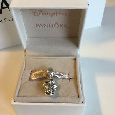 5e8d9df96 AUTHENTIC Pandora Disney Parks CHEF MICKEY MOUSE Charm Epcot International  Food