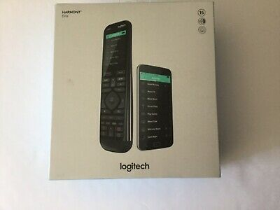 Logitech Harmony Elite Touchscreen Universal Remote for Home Automation 915-0002