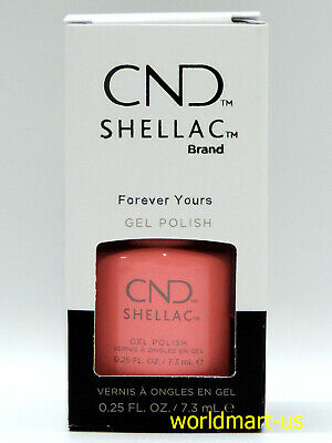 Cnd Shellac Gelcolor 7,3 ML / 0.25fl.oz UV/LED #92783- Forever Yours