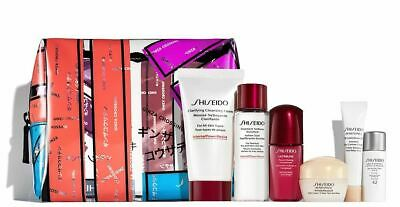 Shiseido 2019 Set Benefiance Night Cream,  Eye Cream, Ultimune Concentrate, MORE