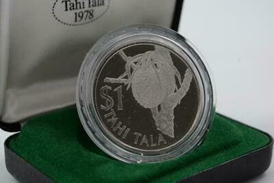Tokelau - 1978 - Silver One Tala Proof Coin