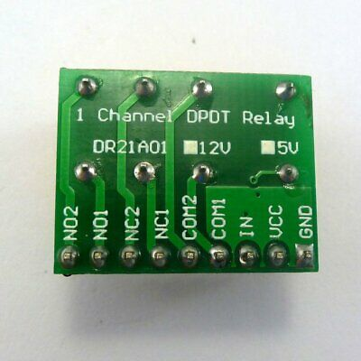 1-300 12V 2A 1-700s Time 2 Reverce Polarity Cyclic repeater timer time 1