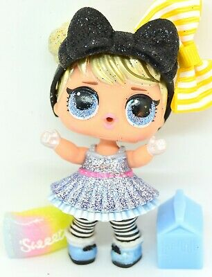 LOL Surprise Glam Glitter Series Curious QT Doll - Incomplete