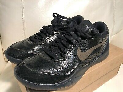 san francisco 7428f 53fd6 Great Condition Nike Zoom Kobe 8 Ext YOTS Year Of The Snake Black 582554001  Sz 8