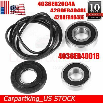 LG WASHER AND DRYER COMBO WD-1227RD REAR TUB WATER SEAL 4036ER2004A WD12020D