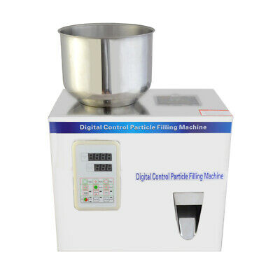 USA 2-100g Small Automatic Particle Subpackage Device Weighing & Filling Machine