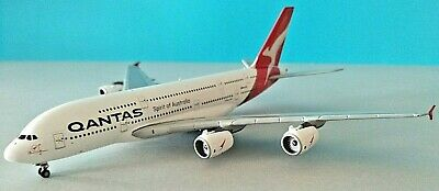 Qantas Airbus Industrie A380 Executive Premium Diecast Model 1/400 Scale