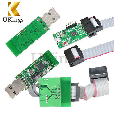 Sniffer Board USB Dongle BTool +Downloader Cable +Zigbee Emulator CC2531 CC2540