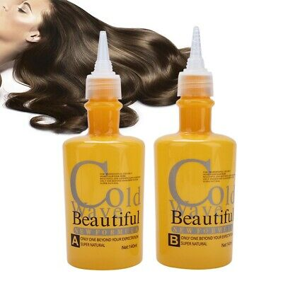 Perming Water Wavy Hair Pear Head Perm Cream Aromatherapy Cold Wave Hair Lotion