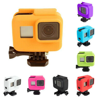 Silicone Protection Housing Case For Gopro Camera Hero 7 6 5 Camera Accessories