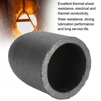 8kg Graphite Furnace Casting Foundry Crucible Melting Cup Tool for Gold / Silver