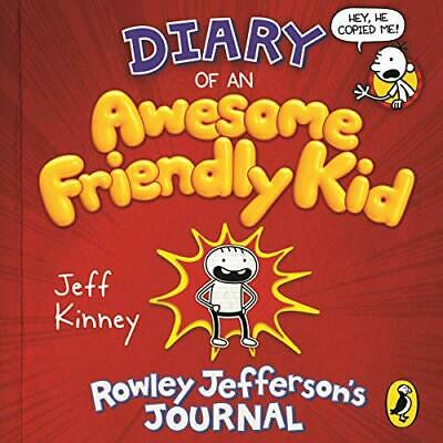 Diary of an Awesome Friendly Kid CD NEW