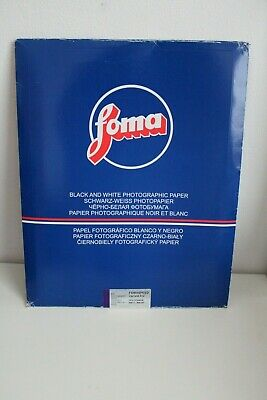 Foma Fomaspeed Variant 312 Mutligrade Matte 12x16 inch 5 Sheets Photo Paper