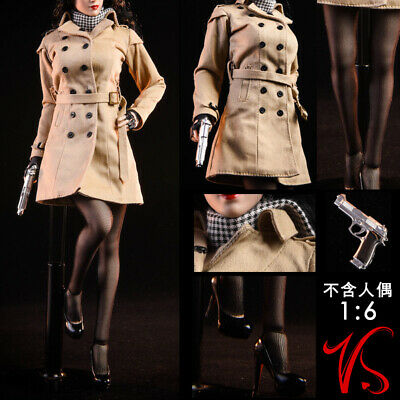 NRTOYS NR19 1/6 Scale Zombie killer Ada Wang Clothe Set For Hot Toys Pre-order