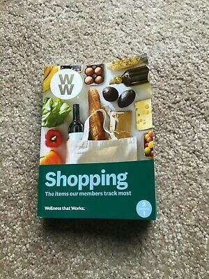 Weight Watchers FREESTYLE COMPLETE Points Book Shopping + Dining Out  2018