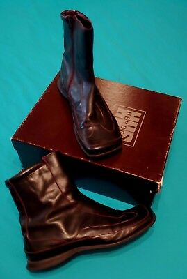 SHOES Boots man vintage 90's  CESARE PACIOTTI Heroes  tg.9 1/2 -44 made in Italy