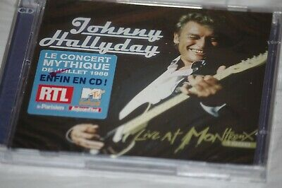 Johnny Montreux   ** Double Cd Neuf Sous Blister