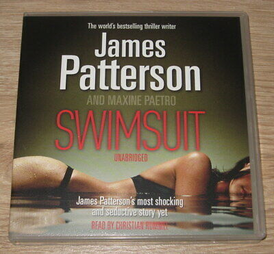Swimsuit by James Patterson & Maxine Paetro (Unabridged 6CD Audiobook 2009)