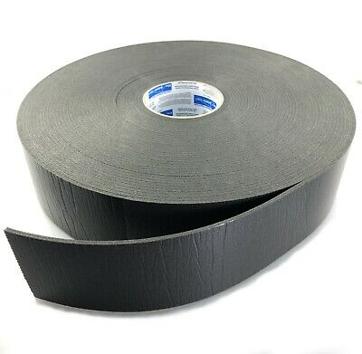 30m Acoustic Sound proofing resilient tape 30, 50, 70, 95mm width x 4mm Thick