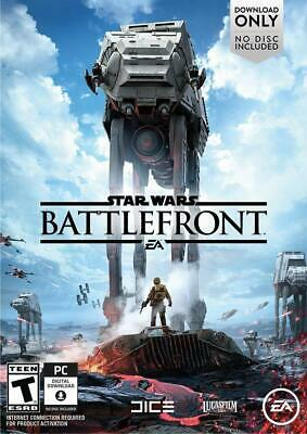 Star Wars: Battlefront - Standard Edition - PC (2015)
