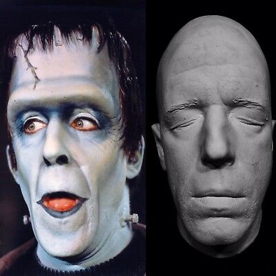Fred Gwynne Life Mask Herman Munster Car 54 Where Are You My