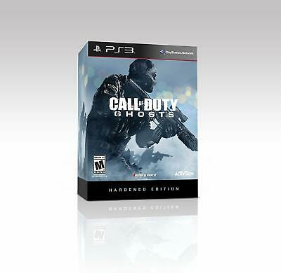 Call of Duty: Ghosts -- Hardened Edition (Sony PlayStation 3, 2013)