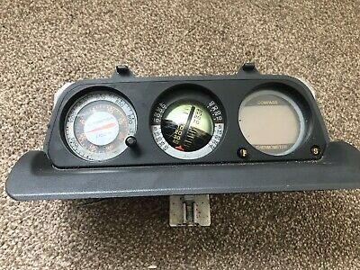 Mitsubishi Pajero Shogun Mk2 1991-1999 Dash Binnacle Tilt Compass Temp Altimeter