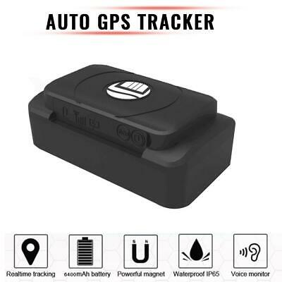 TK202 MAGNETIC CAR Vehicle GPS Tracker For Elderly Real