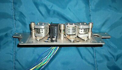 Pioneer RT- 707 Complete Head Assembly & Backing Plate - Low Hours!