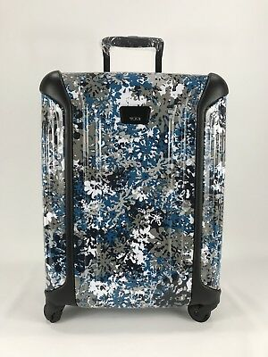 Tumi Vapor Lightweight Hardside Continental Carry-On Luggage Case Floral 280301