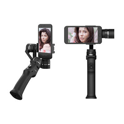 Handheld 3-Axis Eyemind Mobile Gimbal Stabilizer for Smartphone Action Camera
