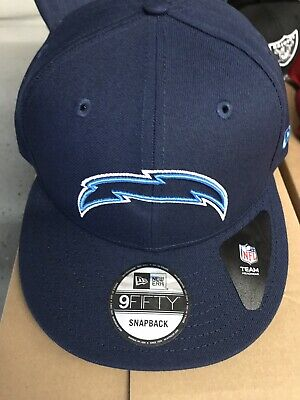 the latest c98fd 13d9b Los Angeles Chargers NFL Elements Logo New Era Snapback Hat 9Fifty