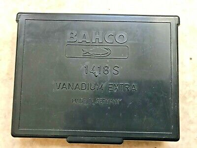 Bahco Vanadium 1418S Stud Extractor Set Uu