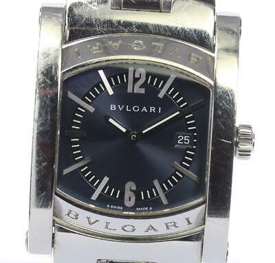 cd2c696e43d3 BVLGARI Assioma AA39S Navy dial Automatic Men s Watch 476080