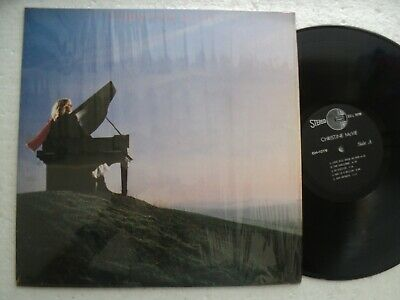 CHRISTINE McVIE -Self Titled - Rare TAIWAN release LP