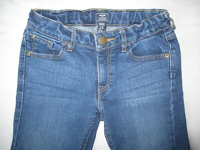 GAP Straight Fit Dark Blue Jeans Age 10 Years