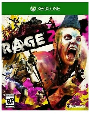 Rage 2 Xbox One ***No Cd No Key Leggere Desc