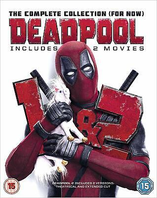 Deadpool Double Pack SLIPCASE COVER WITH DEADPOOL ! & 2 IN INDIVIDUAL CASES IN.