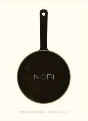 Nopi: The Cookbook by Yotam Ottolenghi: New
