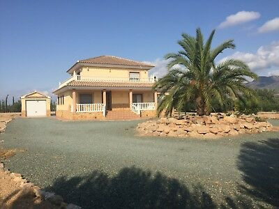 Villa in Murcia Spain for sale  - REDUCED FOR QUICK SALE
