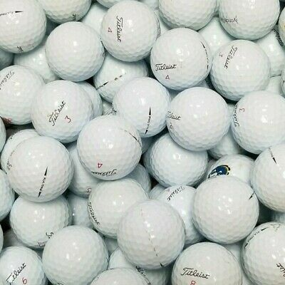 Titleist Pro V1X Golf Balls 2017/2018 AAAA 4A - Lot - Select Quantity