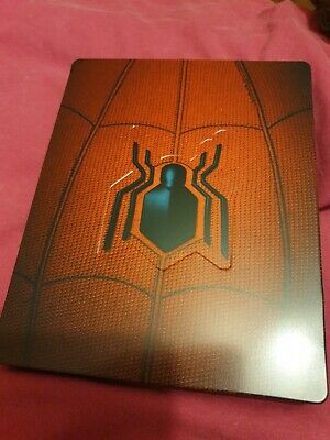 Spider-Man Homecoming STEELBOOK FNAC, NEUF, SOUS BLISTER